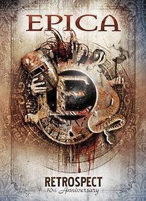 Epica: Retrospect - 10th Anniversary (2DVD+3CD)