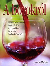 Joanna Simon: A borokról