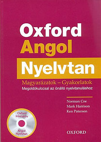 Coe, Cynthia Paterson, Harrison: Oxford Angol Nyelvtan (+Cd-Rom) With Key