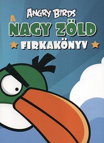 Luca Anna (szerk.): Angry birds - A nagy zöld firkakönyv