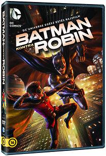 Batman kontra Robin - DVD