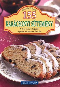 155 karácsonyi sütemény