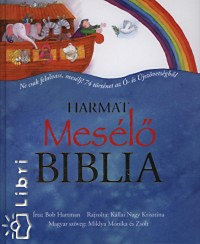 Bob Hartman: Mesélő Biblia