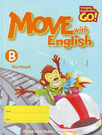 Move with English B Workbook - Munkafüzet