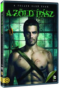 A zöld íjász 1. évad - DVD