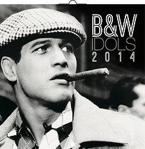 B&W Idols 2014 - naptár