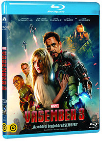 Iron Man - Vasember 3. (Blu-ray)