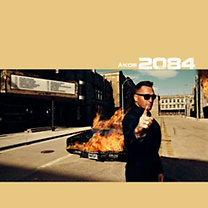 Ákos: 2084 (CD+DVD)