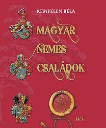 Kempelen Béla: Magyar nemes családok I.