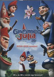 Gnómeo és Júlia (2D+3D-s változat)