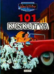Walt Disney: 101 kiskutya (Klasszikus Walt Disney mesék 8.)