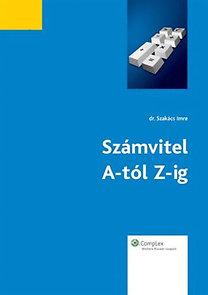 Dr. Szakács Imre: Számvitel A-tól Z-ig