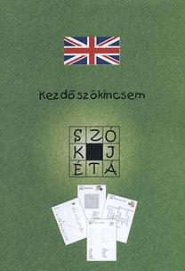 Szójáték - Kezdő szókincsem - Angol
