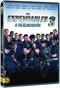 The Expendables - A feláldozhatók 3 - DVD