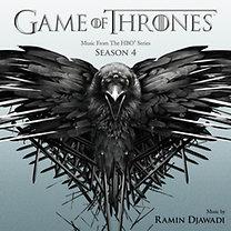Filmzene: Game Of Thrones Season 4 OST (A trónok harca) - CD