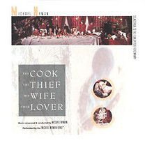 Nyman Michael: The Cook,the Thief,his Wife And Her Lover