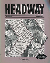 Liz and John Soars: Headway Elementary workbook (without key)