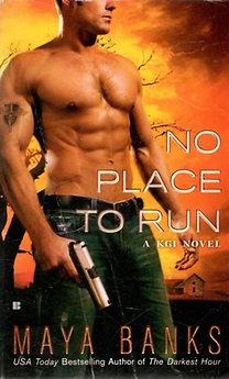 Maya Banks: No Place to Run