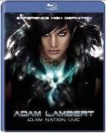 Adam Lambert: Glam Nation Live (Blu-ray)