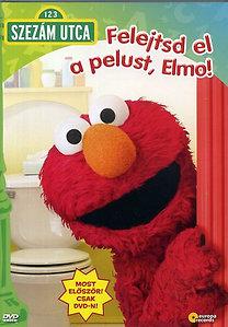 Szezám utca - Felejtsd el a pelust Elmo!