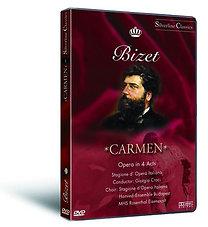 Silverline Classics - Bizet - Carmen (1998)