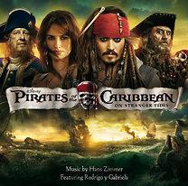 Filmzene: Pirates of the Caribbean 4