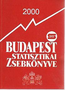 Budapest statisztikai zsebkönyve, 2000