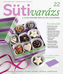 Sütivarázs 22. - Ajándék szilikon bonbon készítő
