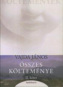 Vajda János: Vajda János összes költeménye II.