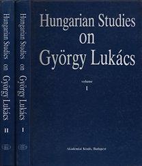 Hungarian Studies on György Lukács I-II.