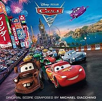 Filmzene: Cars 2 (EE version)