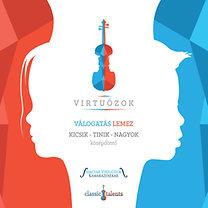 Válogatás: Virtuózok - 2CD