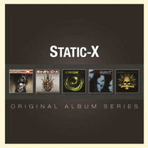 Static-x: Original Album Series