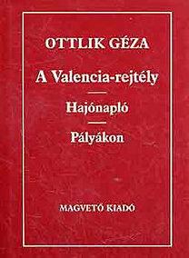 Ottlik Géza: A Valencia-rejtély, Hajónapló, Pályákon