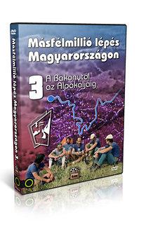 Másfélmillió lépés Magyarországon 3. - DVD