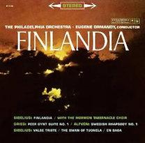 Eugene Ormandy: Sibelius: Finlandia, Op. 26; Valse triste; The Swan of Tuonela; En Saga, Op. 9 & Grieg: Peer Gynt Suite No. 1, Op. 46