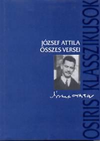 József Attila: József Attila összes versei (kötött)