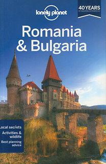 Lonely Planet: Romania & Bulgaria