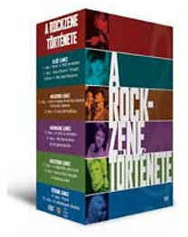 A rockzene története 1-10.
