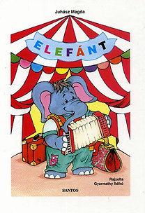 Juhász Magda: Elefánt