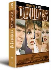 Dallas 6. évad 2. kötet