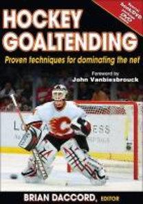 Daccord, Brian: Hockey Goaltending