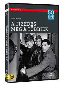 A tizedes meg a többiek (MaNDA Kiadvány) DVD