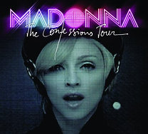 Madonna: The Confessions Tour (CD+DVD)