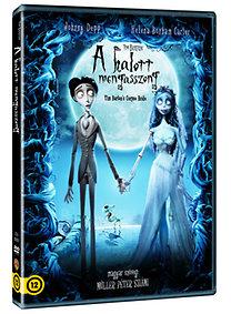 A halott menyasszony - Tim Burton
