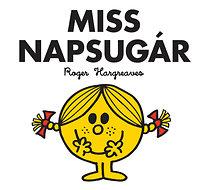 Roger Hargreaves: Miss Napsugár