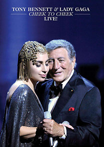 Lady Gaga, Tony Bennett: Cheek to Cheek Live - Blu-ray
