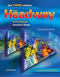 Liz & John Soars: New Headway Intermediate 3Rd Ed. SB New
