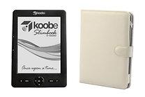Koobe Slimbook HD e-könyvolvasó tokkal