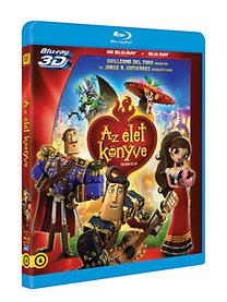 Az élet könyve - 3D Blu-ray